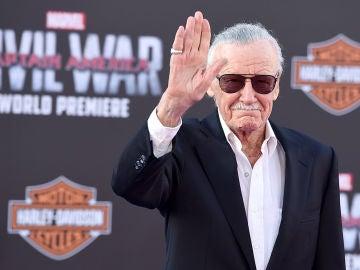 Stan Lee, cofundador de Marvel