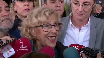 Carmena asegura que no tiene vinculación con Iglesias ni con Podemos