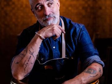 El chef Sergi Arola vuelve a Madrid con un proyecto canalla.