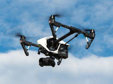 Imagen de un dron