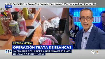 Trata de blancas en Granada.