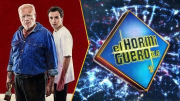 El miércoles, nos visitan en 'El Hormiguero 3.0' los actores Juan Echanove y Ricardo Gómez