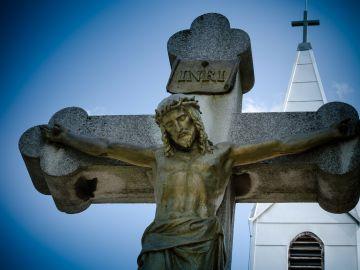 Jesucristo en la cruz