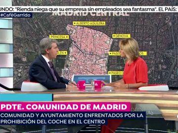 Entrevista completa a Garrido