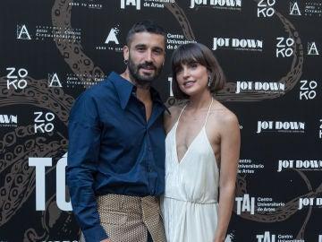 Álex García y Verónica Echegui