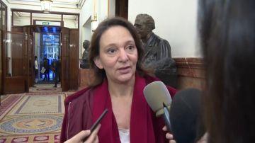"""Carolina Bescansa, sobre la crisis en Podemos Madrid: """"La dirección trata de imponer listas en todos los procesos y acaba generando fricciones"""""""