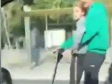 La Guardia Urbana identifica al conductor que circulaba en patinete eléctrico por la Diagonal a 80km/h
