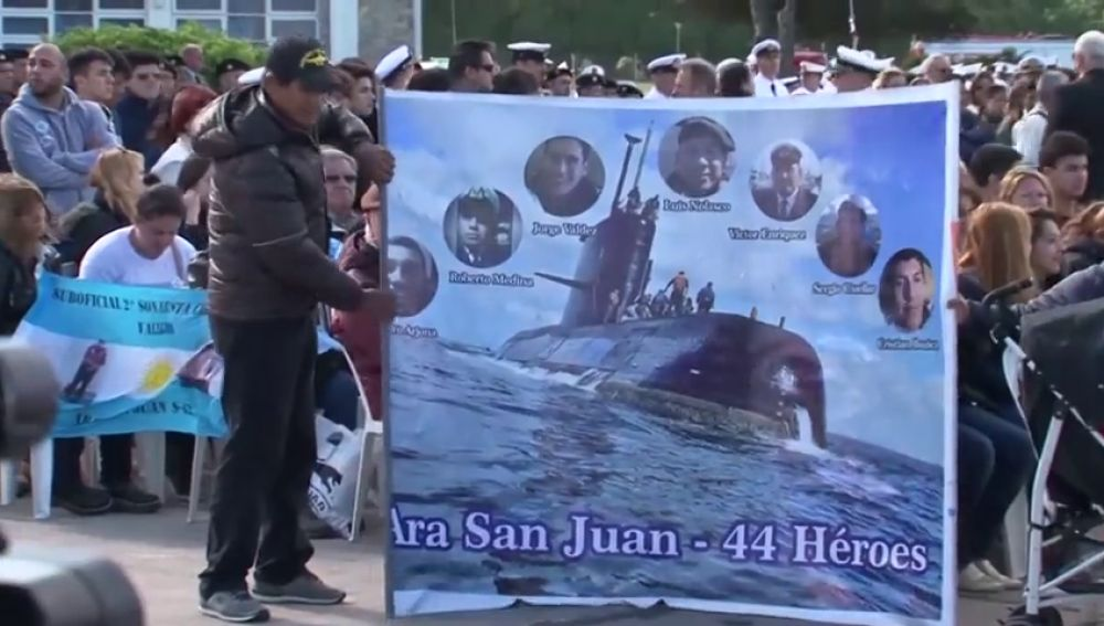 Un año de la desaparición del submarino argentino y su tripulación