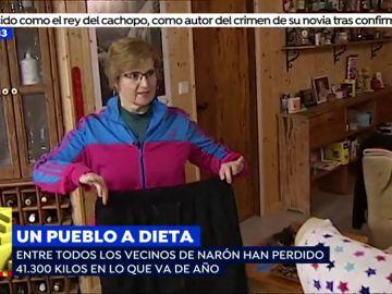 """Los vecinos del pueblo de Narón combaten el sobrepeso e inician una dieta conjunta: """"Esto me ha cambiado la vida"""""""