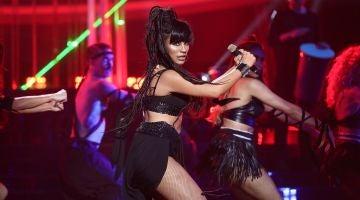 VÍDEO: La potente e increíble actuación de Soraya Arnelas convertida en Rihanna