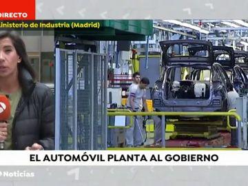 Sindicatos y patronales del sector del motor no asisten a la reunión convocada por el Ministerio de Industria