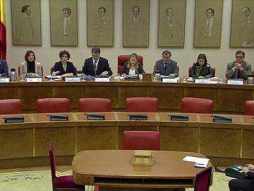 El Congreso examina a los juristas propuestos por PP, PSOE y Unidos Podemos para formar parte del CGPJ