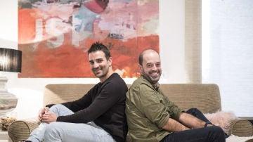 Óscar y Manuel de 'Intercambio consentido'
