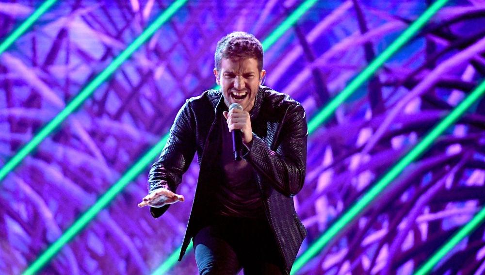 Pablo Alborán en los Latin Grammy 2018