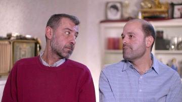 El peculiar momento en el que se conocieron Óscar y Roberto: una orgía