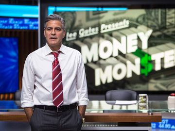 George Clooney en 'Money Monster'