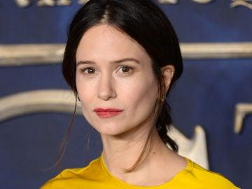 Katherine Waterston en la premiere de 'Animales Fantásticos: Los Crímenes de Grindelwald' de Londres