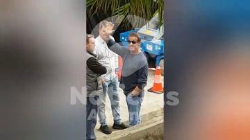 Stallone en Canarias