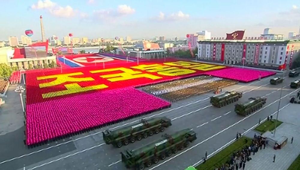 Corea del Norte explica que ha probado con éxito una nueva arma 'ultramoderna'