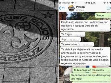 Escándalo sexual en el fútbol mexicano