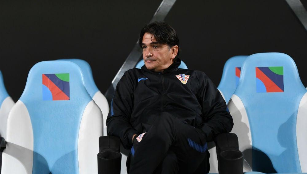 Dalic, seleccionador de Croacia
