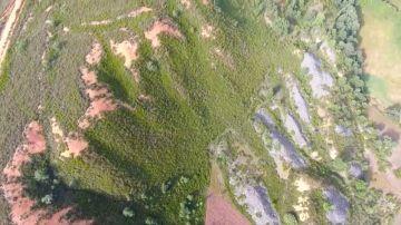 Descubren en León las mayores minas de oro romanas de Europa gracias al uso de drones