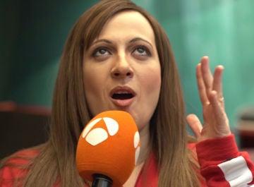 La curiosa anécdota de María Villalón con la canción 'Nada que perder' de Conchita
