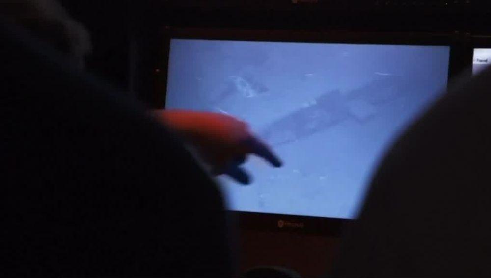 El hallazgo del submarino ARA San Juan