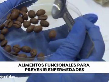Alimentos del futuro: un filete de carne con propiedades anticancerígenas de algunas algas