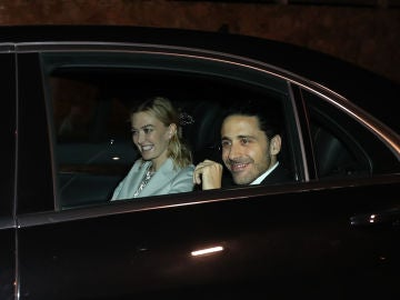 Marta Ortega y Carlos Torretta en su fiesta de boda