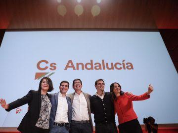 Acto de Ciudadanos en Cádiz