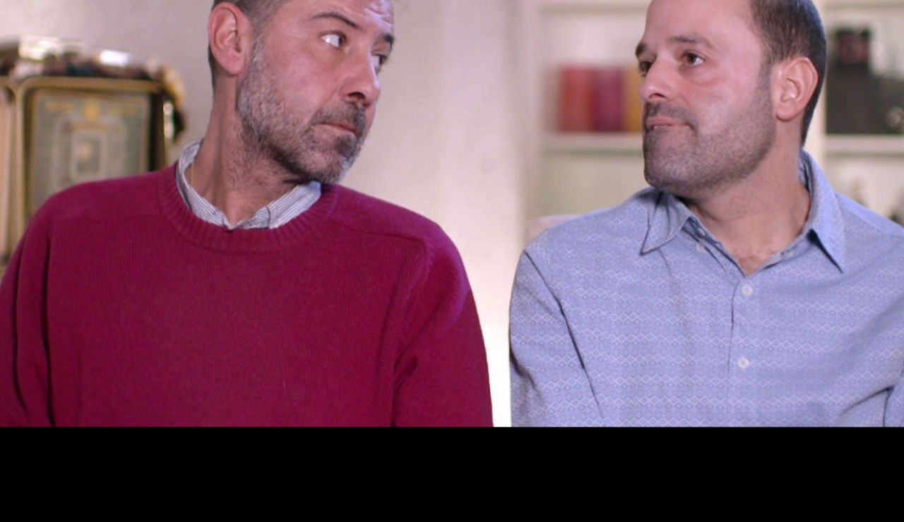 Óscar y Roberto se conocieron en... ¡una orgía!