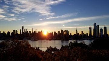Amanece en Nueva York (19-11-2018)