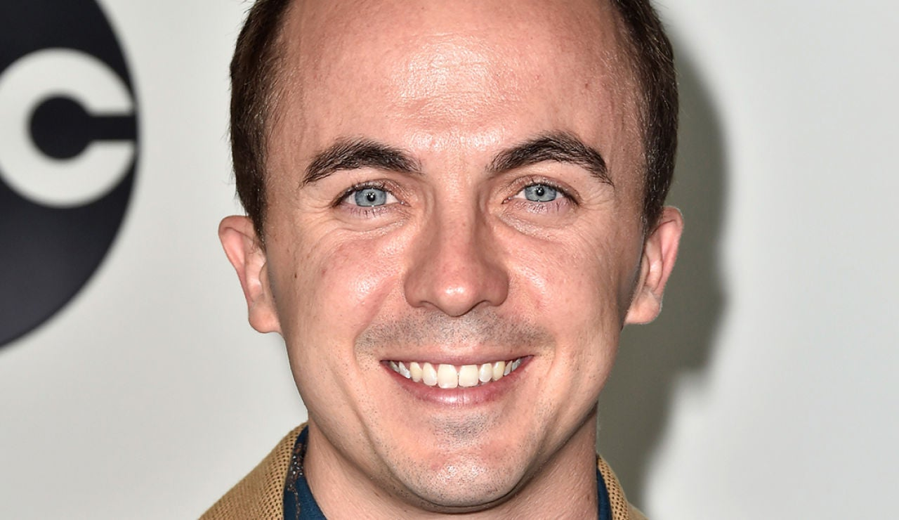 El actor Frankie Muniz, protagonista de 'Malcolm in the middle'