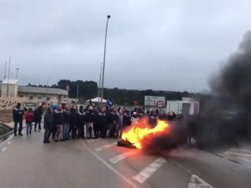 Huelga de prisiones en Málaga