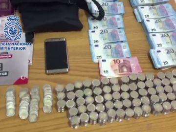 Desarticulada una banda acusada de reventar cajeros con explosivos y robar en varios bancos