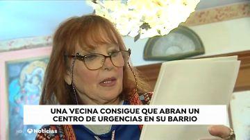 Una vecina de Málaga consigue que abran urgencias en su distrito tras dos años llamando diariamente al Congreso y la Junta de Andalucía