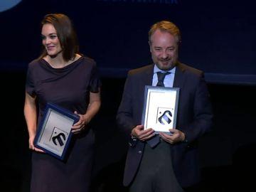 Premio a la campaña de tolerancia cero en los Premios Compromiso de Cleces