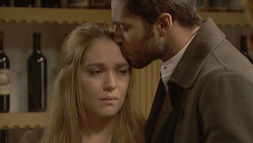 Julieta descubre una desalentadora y triste historia