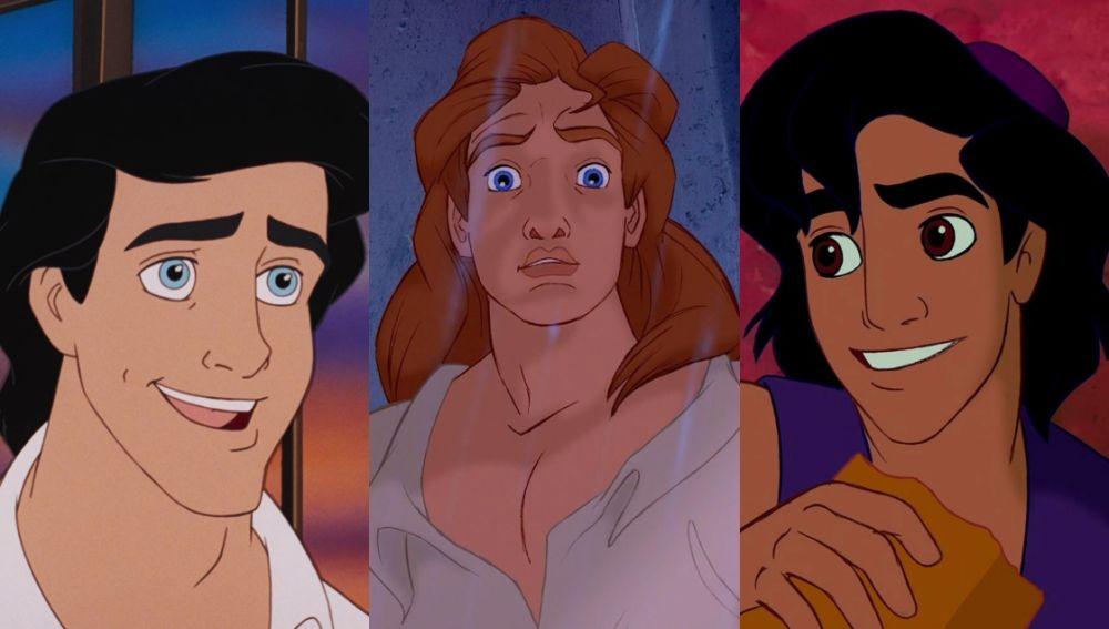 ¿Con qué principe Disney vivirías una historia de amor?