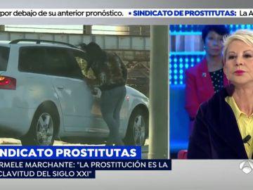 """Karmele Merchante denuncia la prostitución en su nuevo libro 'Puta no se nace': """"Hay niñas de 10 años prostituidas en España"""""""