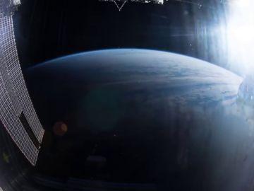 Espectacular 'timelapse' filmado por un astronauta en órbita alrededor del mundo