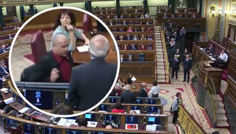 """""""Borrell se confunde o miente. Nadie le escupió"""", así se defiende el diputado de ERC Jordi Salvador"""