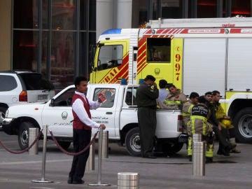Ambulancia Emiratos Árabes Unidos