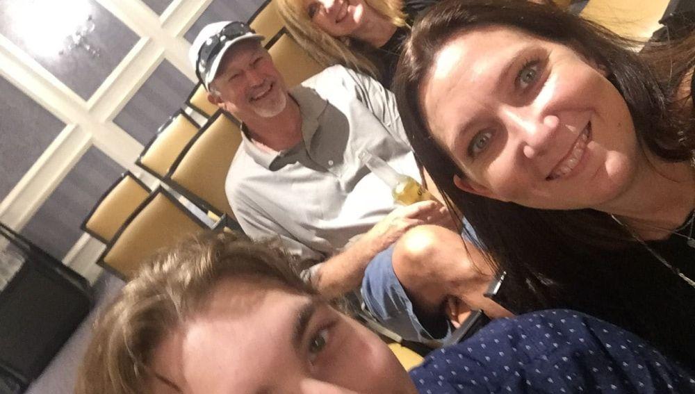 El selfie que salvó al joven inocente de la cadena perpetua