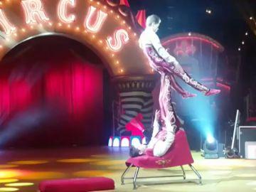 Emilio Aragón vuelve al circo a sus 59 años