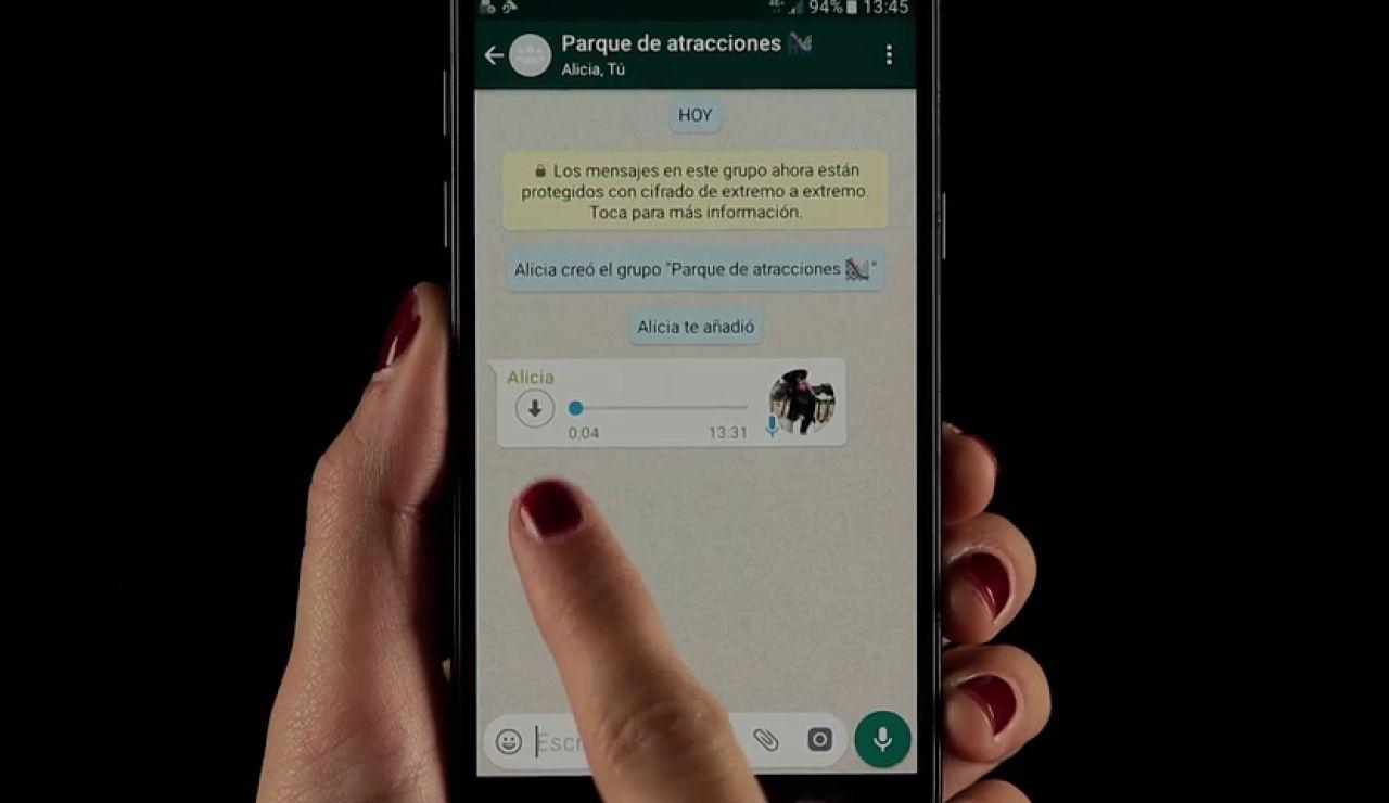 Cómo recuperar audios eliminados de WhatsApp