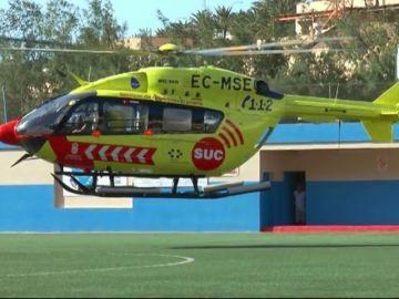 Fallece tras sufrir un ictus y esperar cuatro horas la llegada de un helicóptero