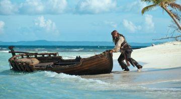 'Piratas del Caribe: El cofre del hombre muerto'