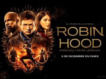 Concurso 'Robin Hood'